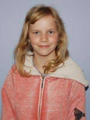 Katya Murphy - Clarinet Student