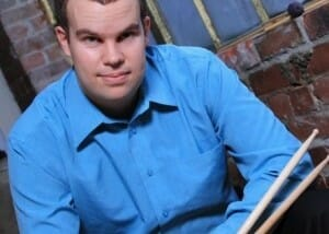 Toronto Drumming and Percussion Teacher Jonny Smith