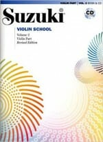 Cover of Suzuki Violin School Volume 2