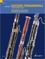 Cover of Klutsch: Bassoon Fundamentals