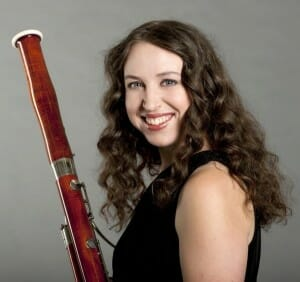 Toronto Bassoon Teacher Kristin Day