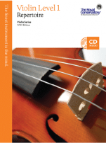 RCM Repertoire for Violin Level 1