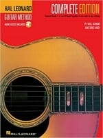 Cover of Hal Leonard Complete Method for Guitar