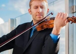 David Shewchuk Toronto Violin Teacher