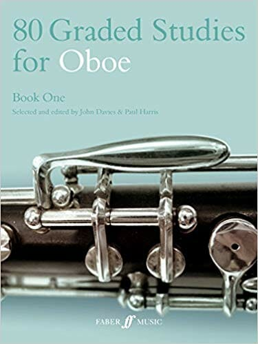 Cover of 80 Graded Studies for Oboe