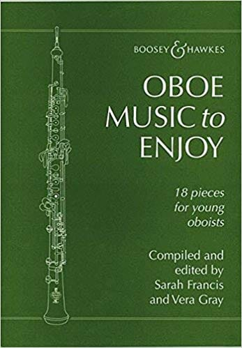 Cover of Oboe Music To Enjoy
