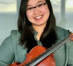 Zoe Fong, Toronto Violin and Viola Teacher