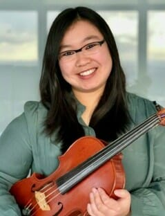 Zoe Fong, Toronto Violin and Viola Teacher