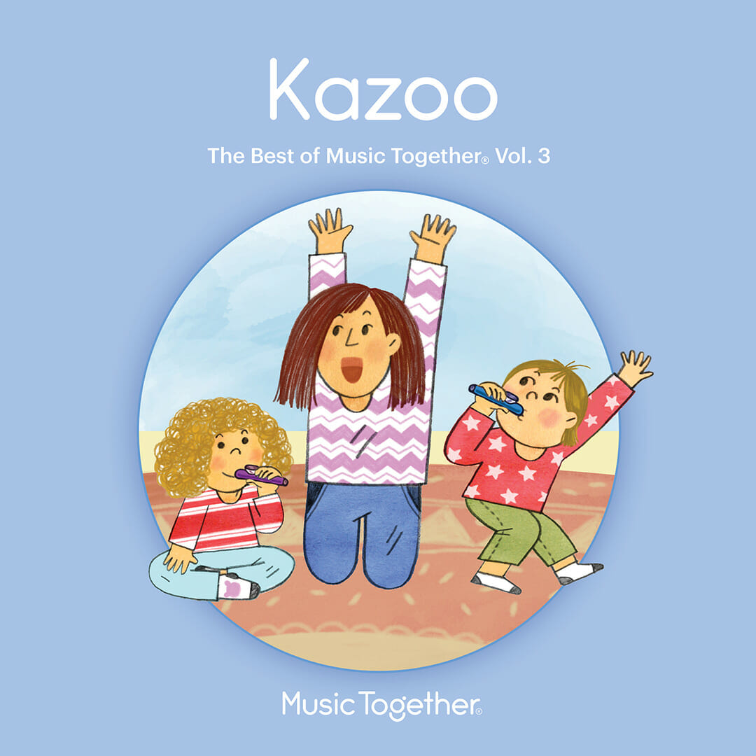 Music Together Kazoo Book Cover